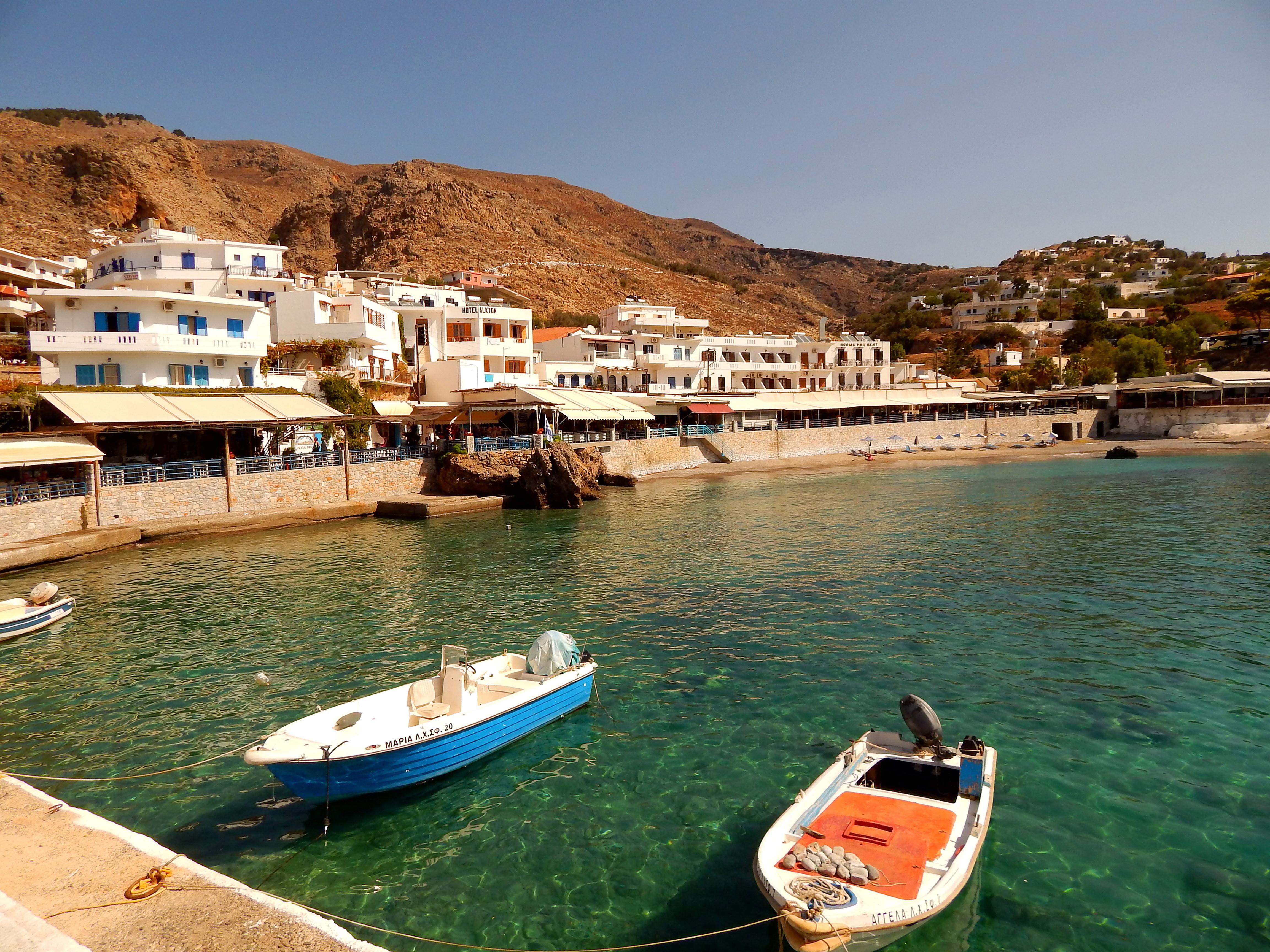 Hafen von Chroa Sfakion (4)