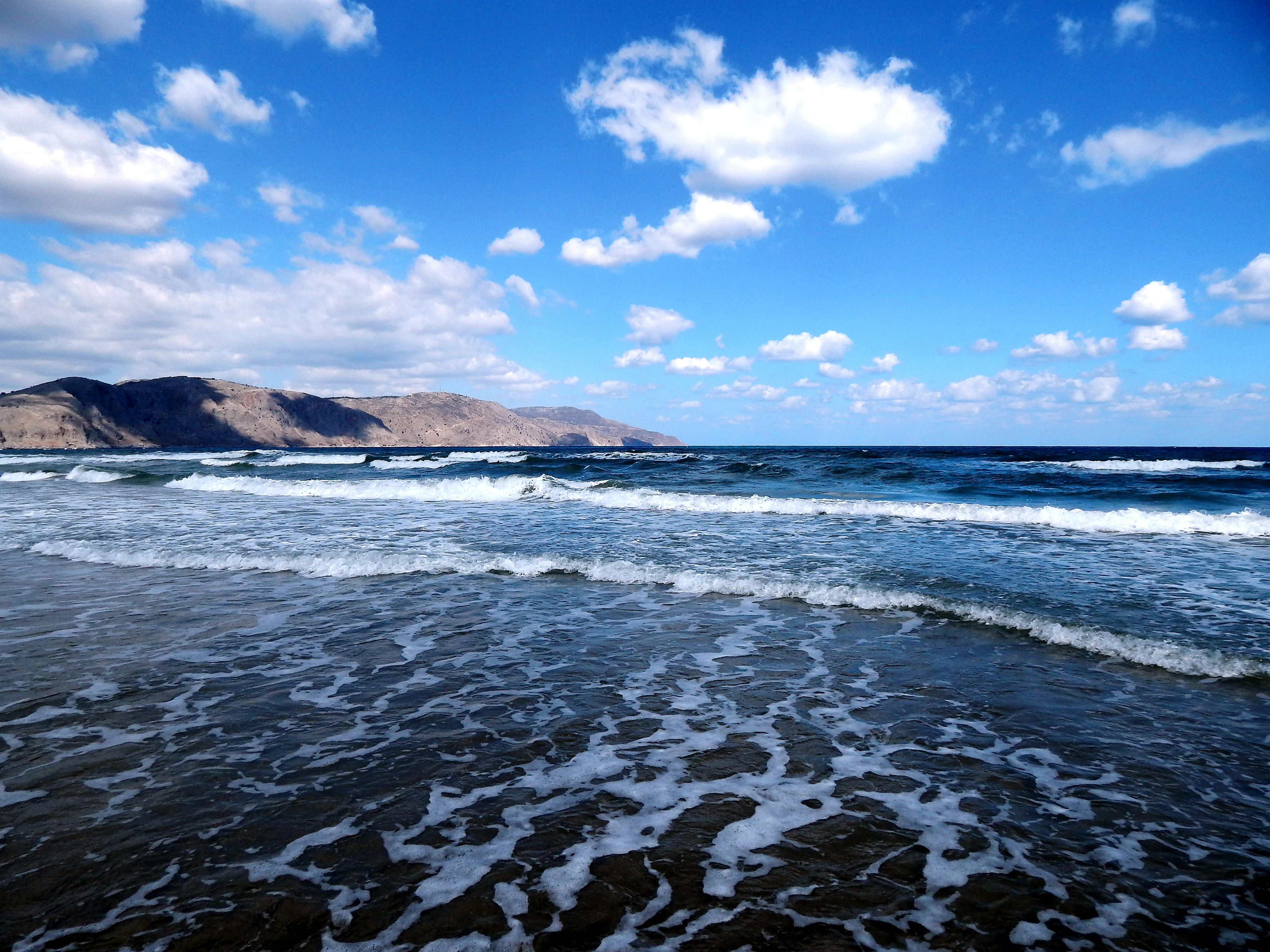 Meer vor Georgeopolis